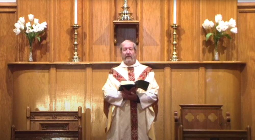 Retirement of Rev. Donnel O'Flynn